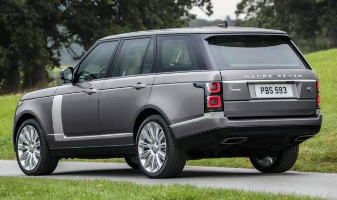2020 Range Rover gets new engine