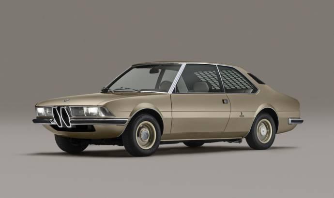 BMW Garmisch Concept recreated by Marcelo Gandini