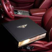Bentley launched a centenary book: it has 66 pounds and it cost up to 260000 USD