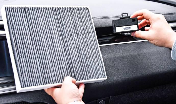 Hyundai introduces innovative air filtering solution