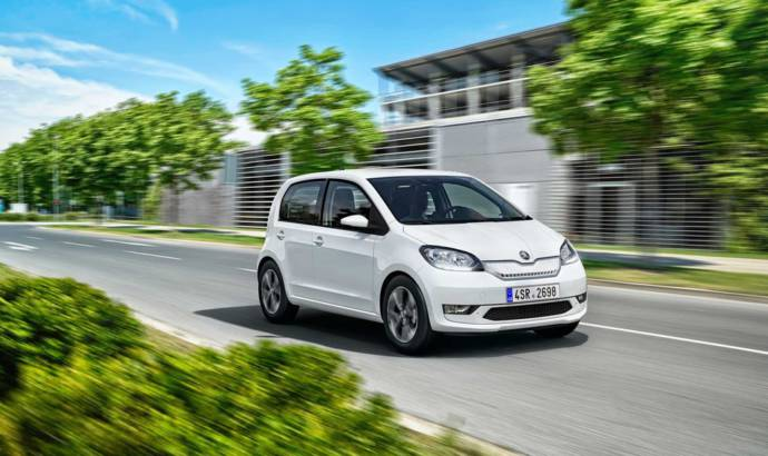 Skoda Citigo-e iV is a mean little electric car