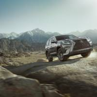 2020 Lexus GX460, new updates in the US