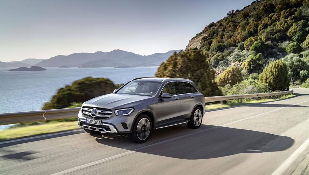 2020 Mercedes-Benz GLC UK pricing announced