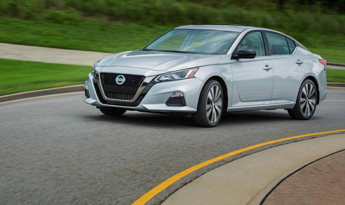 2020 Nissan Altima US pricing announced