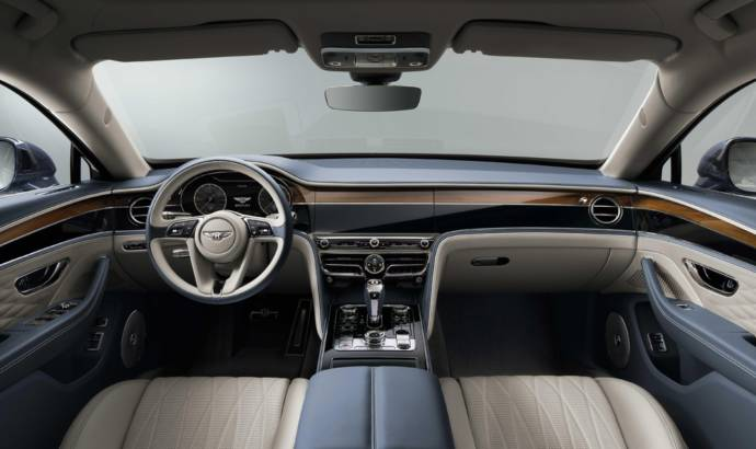 All new Bentley Flying Spur unveiled