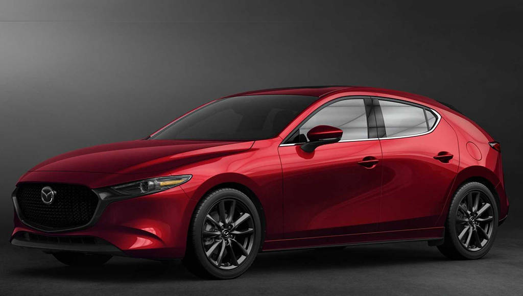 All the details about the Mazda 3 with Skyactiv-X engine