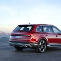 Audi unveiled the 2020 Q7 facelift