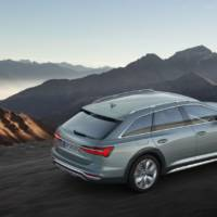 Audi unveiled the fourth generation A6 Allroad