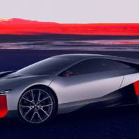BMW Vision M Next shows us the future of the M models