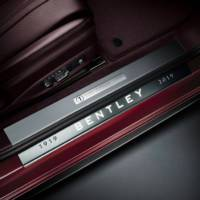 Bentley Continental GT Convertible is now available in Number 1 Edition by Mulliner