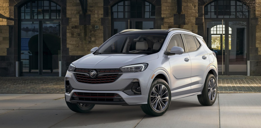 Buick GX model to be introduced in 2020