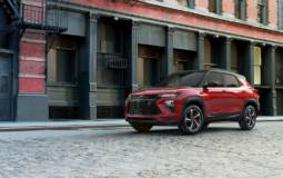 Chevrolet Trailblazer to join the range in 2020