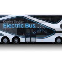 Hyundai launches electric double-decker bus