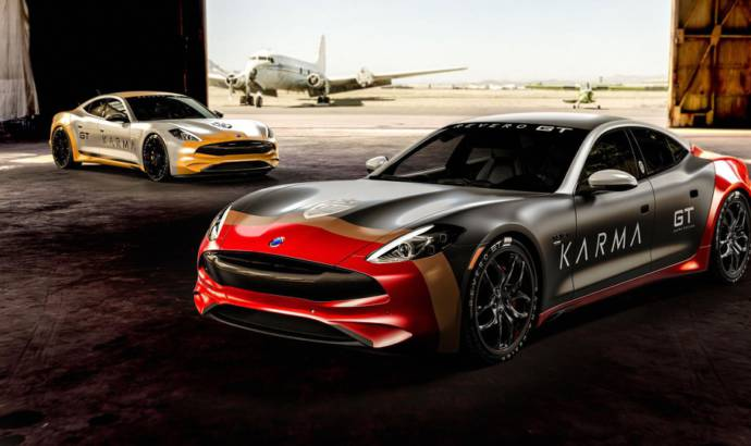 Karma Automotive Revero GT inspired by aviation