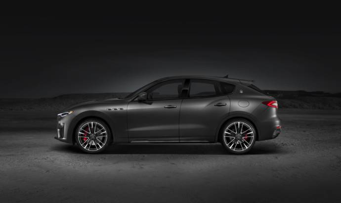 Maserati Levante GTS available to order in UK