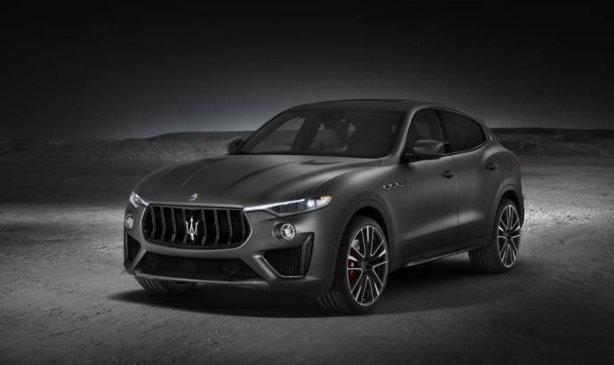 Maserati Levante Trofeo launched in UK
