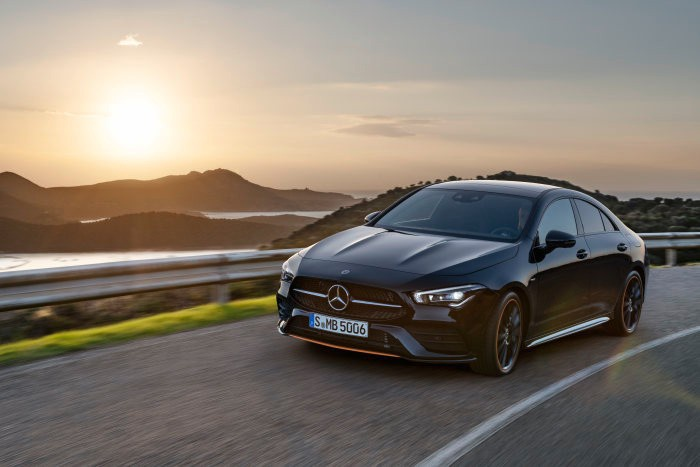 Mercedes-Benz sales in May down by 1.3 percent
