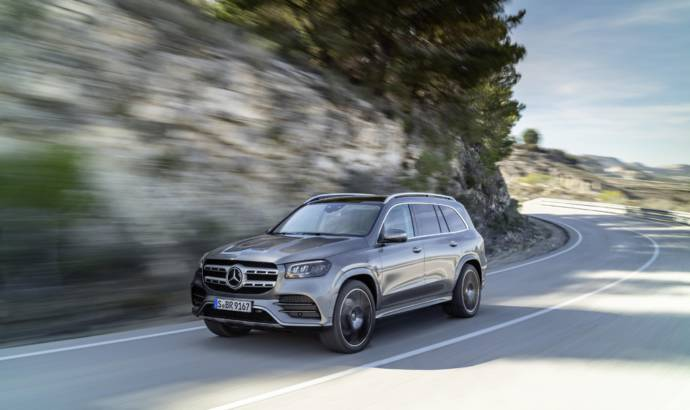 New Mercedes-Benz GLS US pricing announced