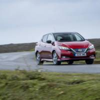 Nissan Leaf e+ available to order in UK