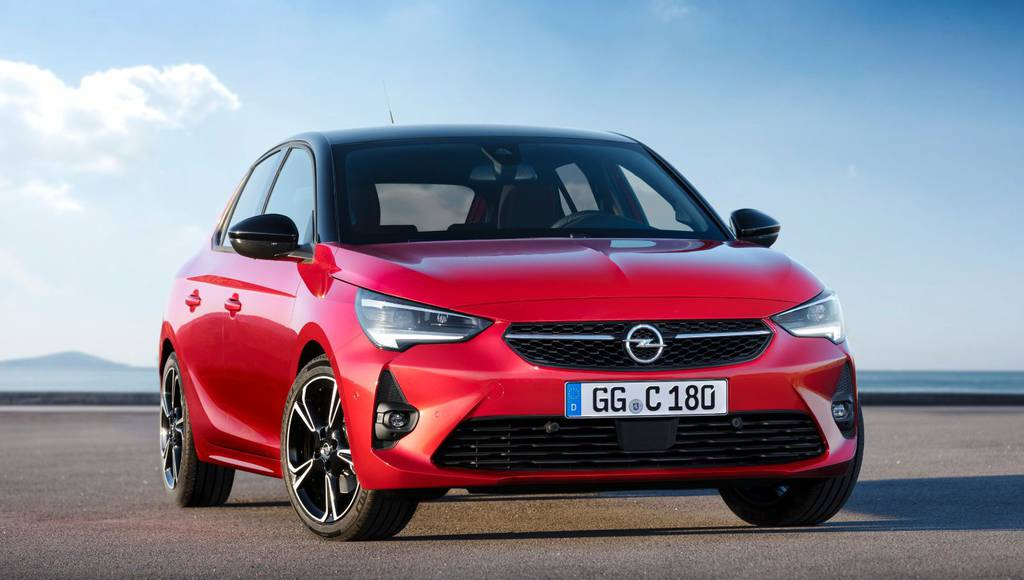 Opel Corsa is available with petrol and diesel engines