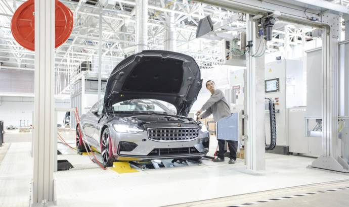 Polestar 1 ready to enter production