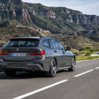 Say hello to the all-new BMW 3 Series Touring