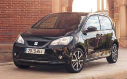 Seat unveiled the Mii electric