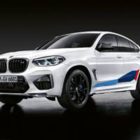 Special accessories for BMW X3 M And X4 M thanks to M Performance