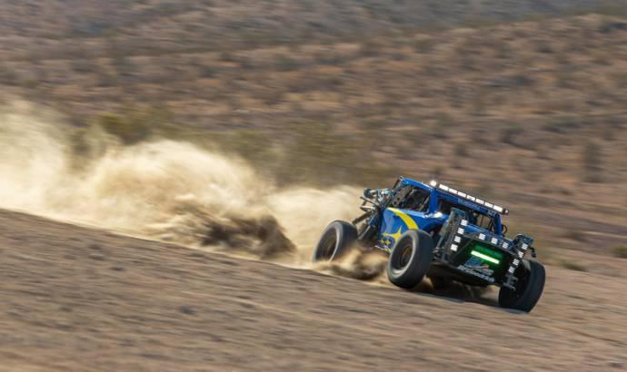 Subaru Crosstrek Desert Racer to debut in Baja 500