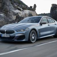 This is the all-new 2020 BMW 8 Series Gran Coupe