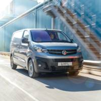 Vauxhall Vivaro available in the UK