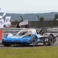Volkswagen ID R sets a Nurburgrin lap record for electric cars