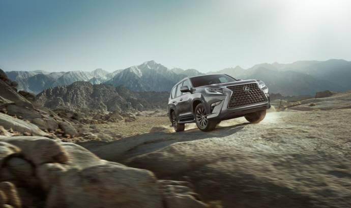 2020 Lexus GX460, new updates in the US