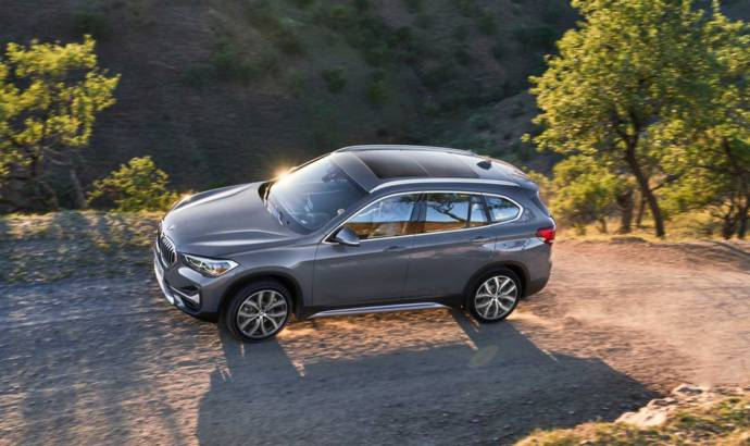 BMW X1 facelift has a plug-in hybrid version