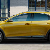 First picture of the Kia XCeed