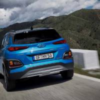 Hyundai has a new hybrid for Europe: the 2020 Kona Hybrid