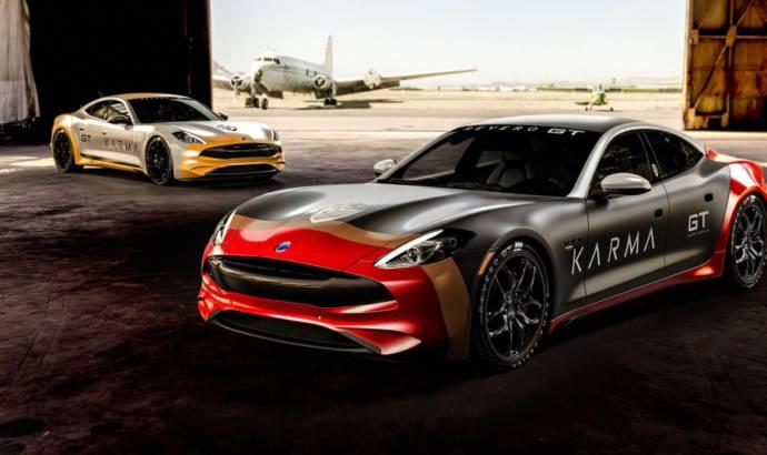 Karma Automotive Revero GT inspired by aviation