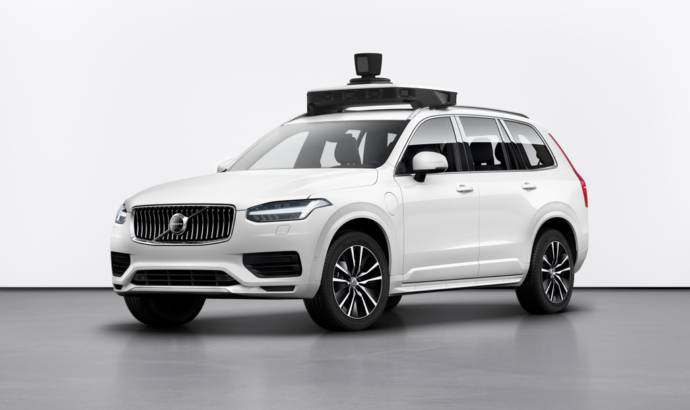 Volvo and Uber launch their self-driving car