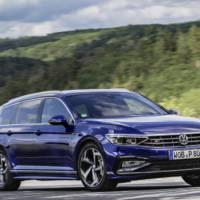 2019 Volkswagen Passat facelift detailed