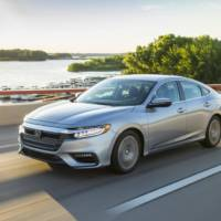 2020 Honda Insight available in the US