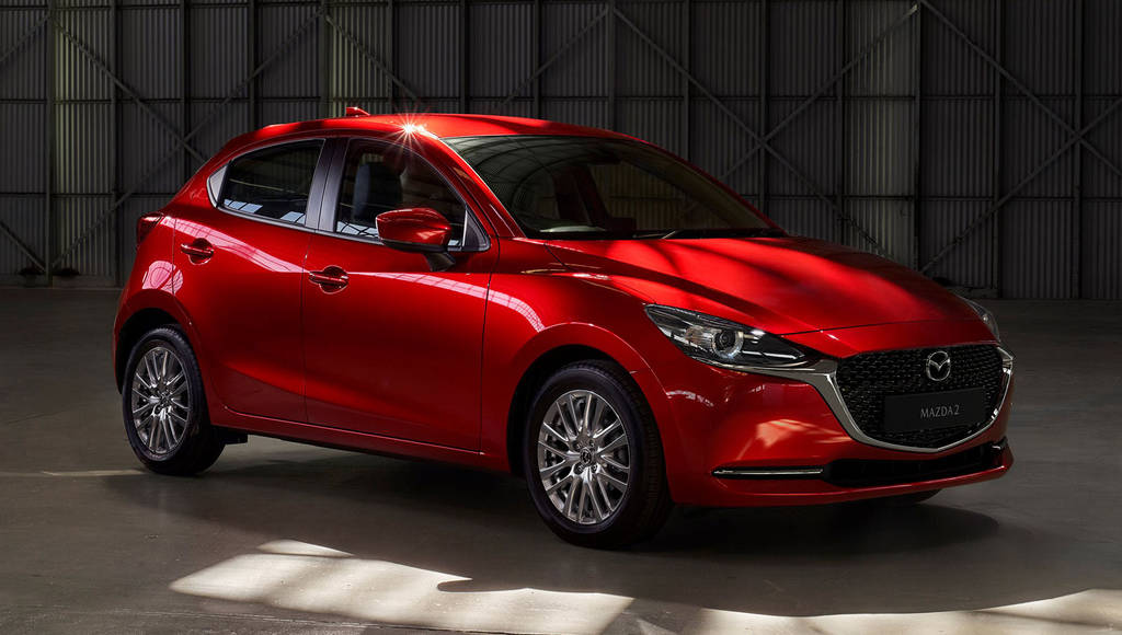 2020 Mazda 2 unveiled with more tech