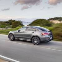 2020 Mercedes-AMG GLC 43 has a V6 with 385 HP