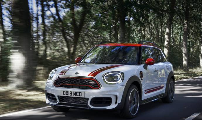 2020 Mini Clubman and Countryman introduced