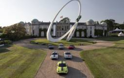 Aston Martin motorsport heritage celebrated at Goodwood