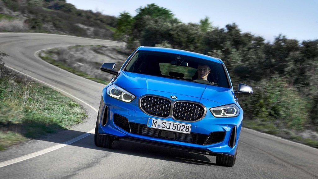 BMW won't deliver an AMG A45 rival based on the 1 Series