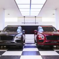 Bentley Bentayga created for Jack Barclay