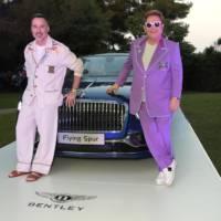Bentley Flying Spur raised 700.000 for Elton John foundation