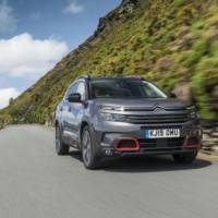 Citroen C5 Aircross reaches 50.000 orders