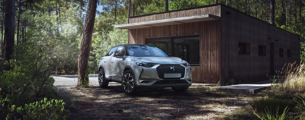 DS3 Crossback E-Tense available to order
