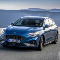 Ford Focus ST ready to tackle the UK market